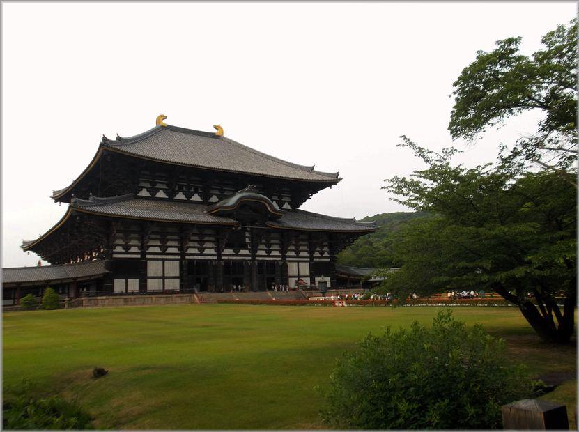 「奈良・・・東大寺・四天王と大仏様」_d0133024_1146388.jpg