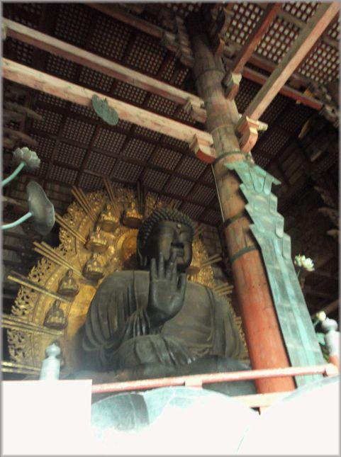 「奈良・・・東大寺・四天王と大仏様」_d0133024_11481463.jpg