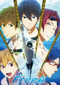 TVアニメ『Free!』キービジュアル公開!_e0025035_0365097.jpg