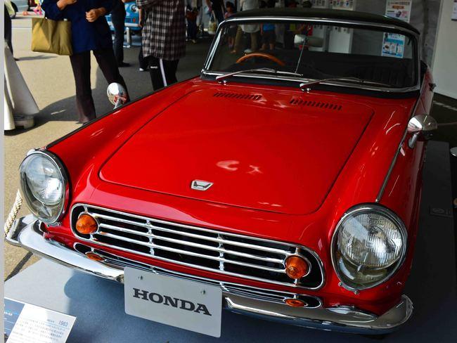 祝 Honda 四輪販売 50周年_d0246136_18324149.jpg