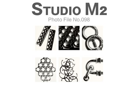 STUDIO M2 Photo File No.098「RIVET&SCREW」_a0002672_12301416.jpg