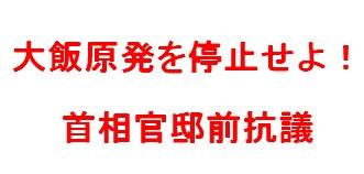 ▼「6.14 大飯原発を停止せよ!首相官邸前抗議」_d0017381_2351329.jpg