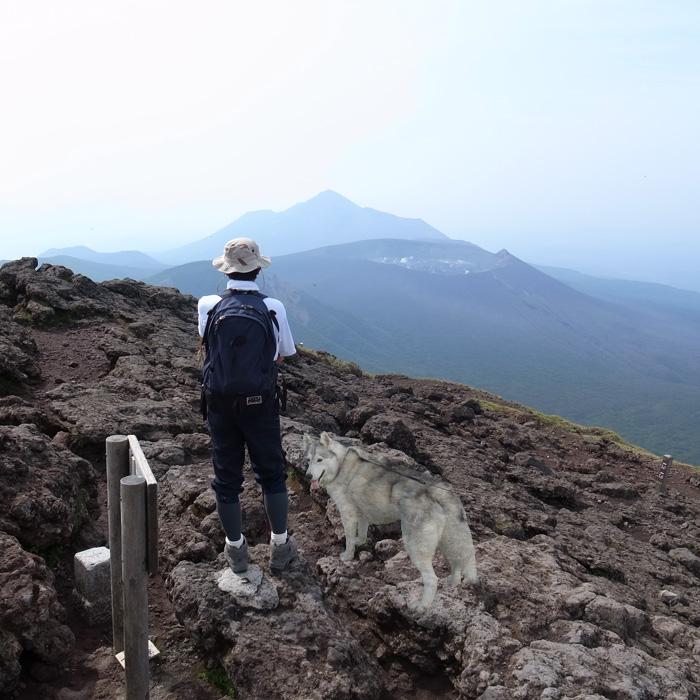 6月7日 韓国岳(Karakunidake) 前半_c0049299_20415417.jpg