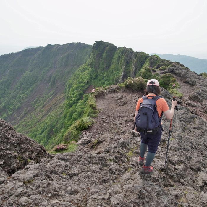 6月7日 韓国岳(Karakunidake) 前半_c0049299_20461870.jpg
