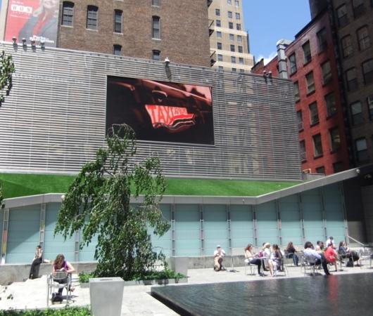 NYのビッグ・スクリーン・プラザでTEDGLOBAL 2013_b0007805_12515582.jpg