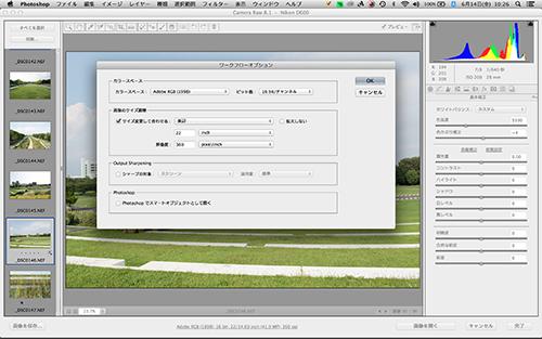 Lightroom 5をインストールしたらPhotoshopのCamera Rawの設定画面が変わっていた!_b0194208_10301130.jpg
