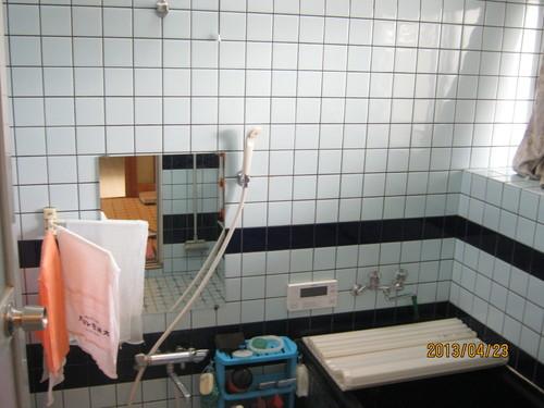 池田 A邸浴室改修工事_c0218716_18141535.jpg