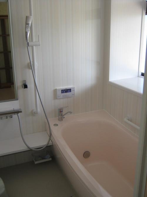 池田 A邸浴室改修工事_c0218716_181857.jpg