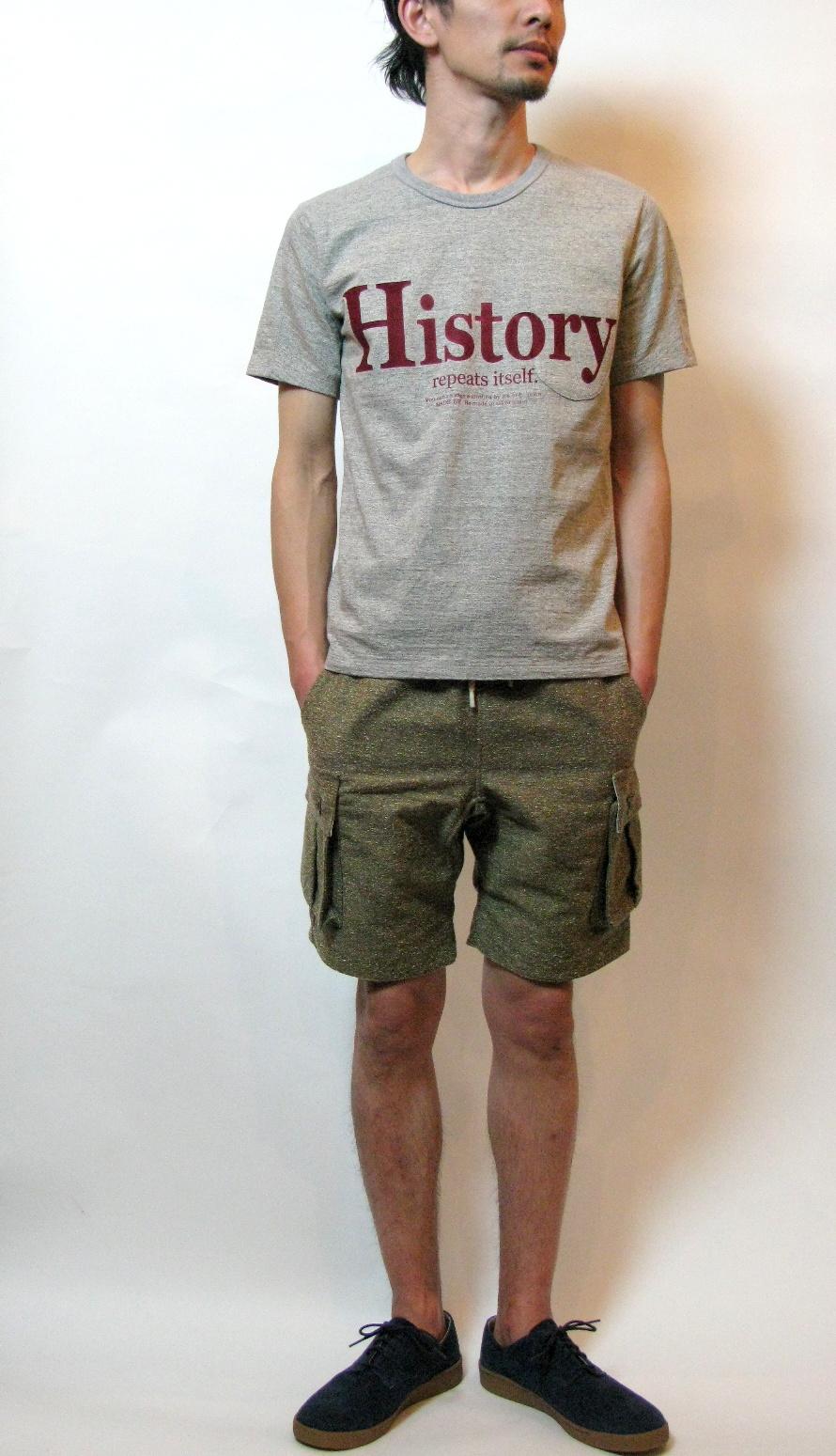 History Logo T-shirt _e0142928_2324419.jpg