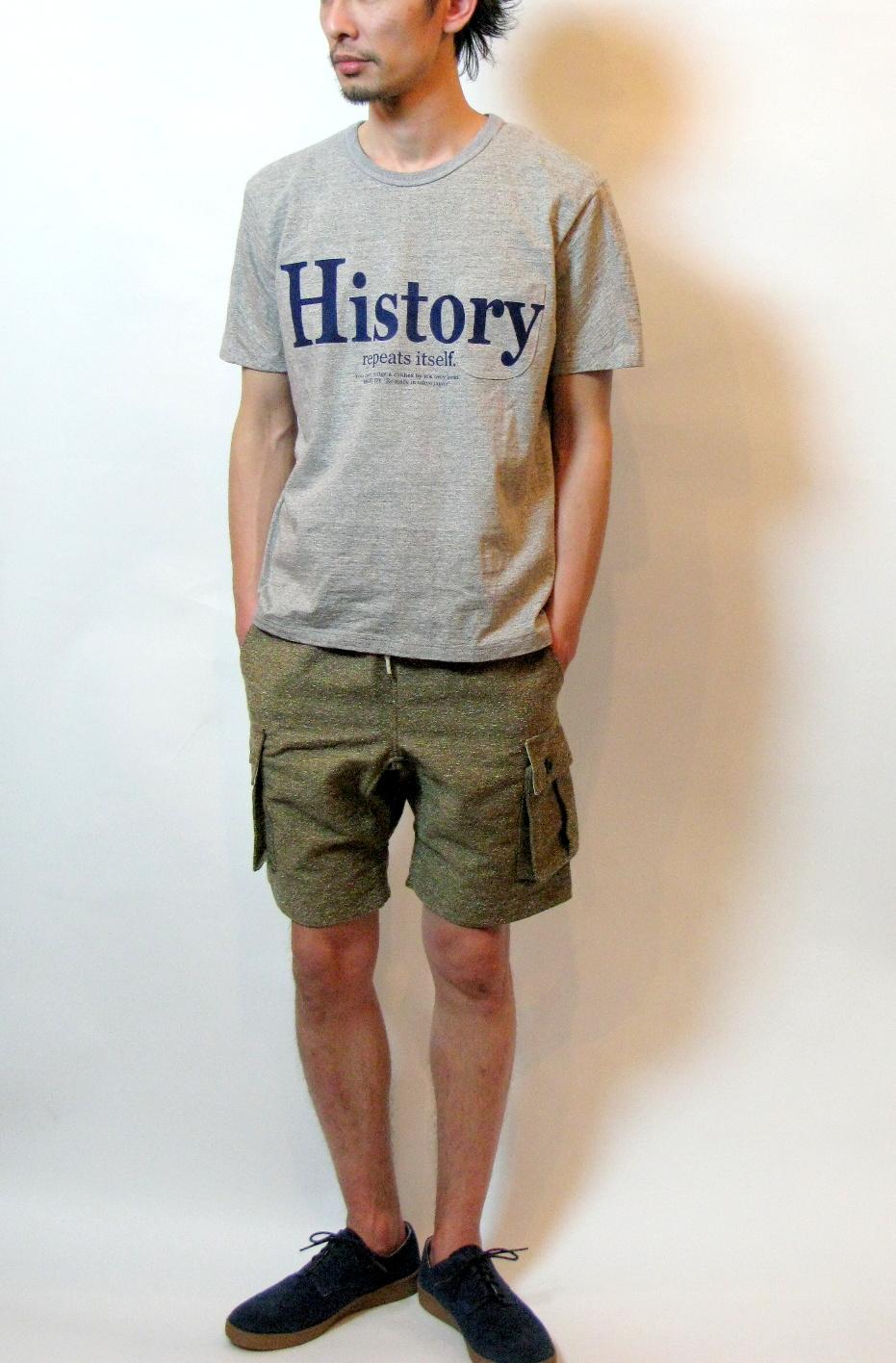 History Logo T-shirt _e0142928_2326846.jpg