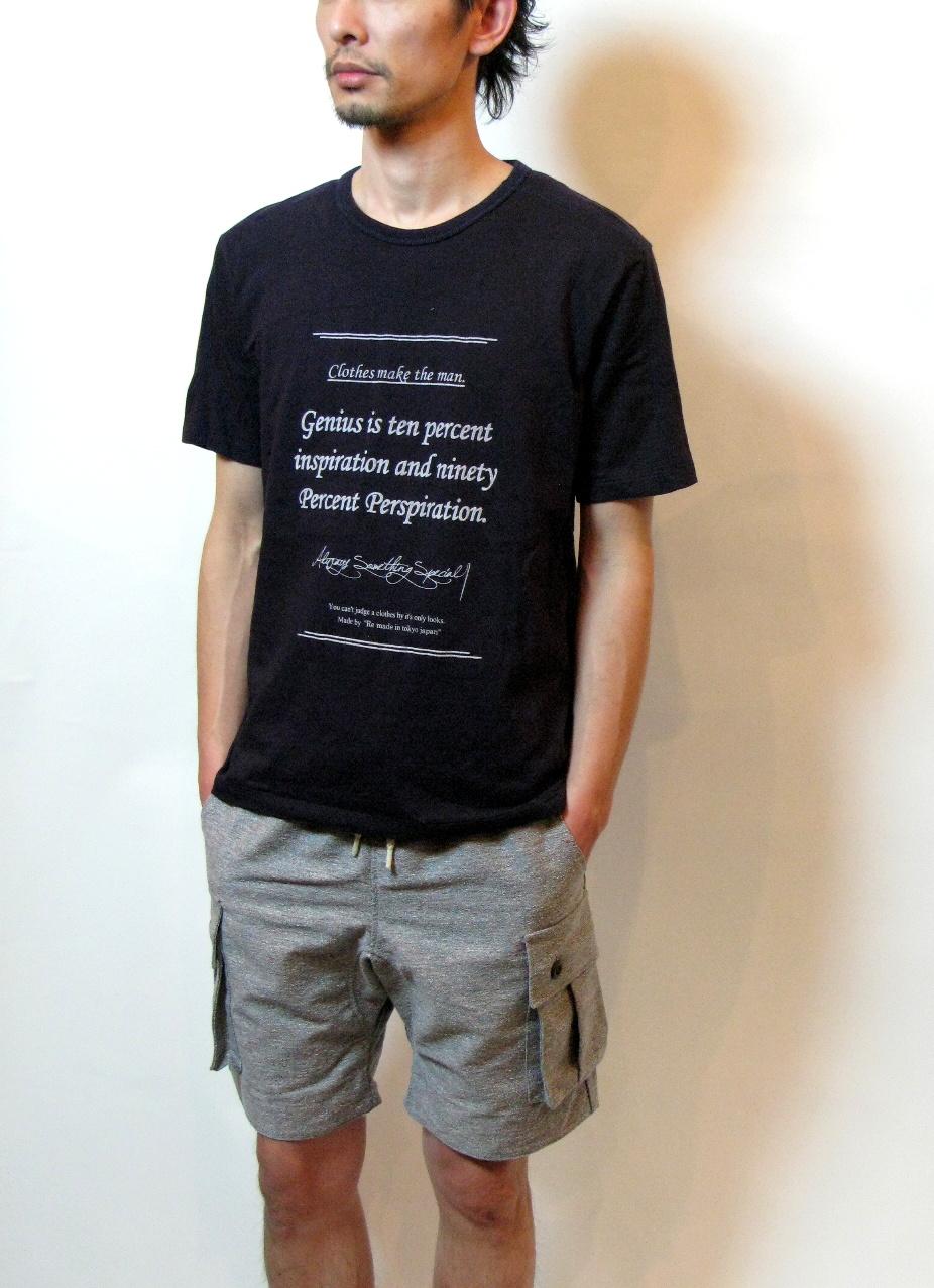 ◆Vintage Tenjiku Logo T-shirt_e0142928_23421059.jpg
