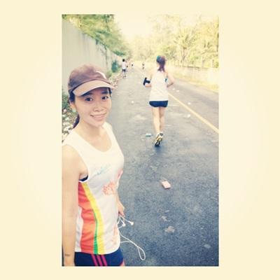 走るの嫌いなんだよね、、、、_e0182138_18455215.jpg