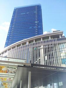 グランフロント大阪へ_e0251265_1112641.jpg