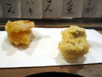 天ぷらを喰らう@北区某所_b0118001_9584837.jpg