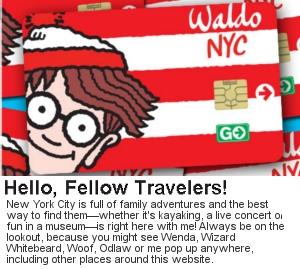 この夏NYに「ウォーリーを探せ!」のウォーリーが出没中!!! #WaldoNYC_b0007805_2137311.jpg