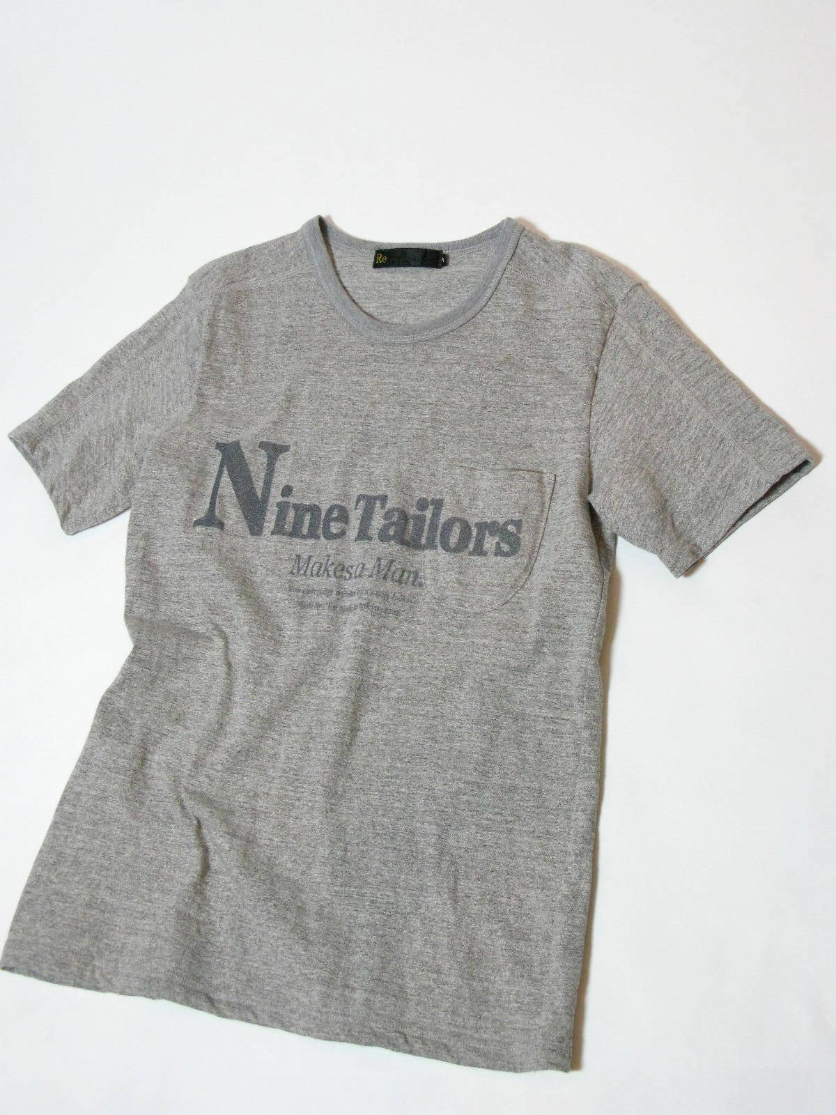 Nine Tailors Logo T-shirt _e0142928_022985.jpg