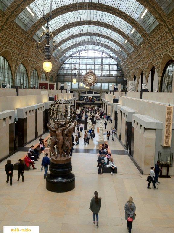 ◆オルセー美術館でちょっとひと休み_f0251032_2131087.jpg