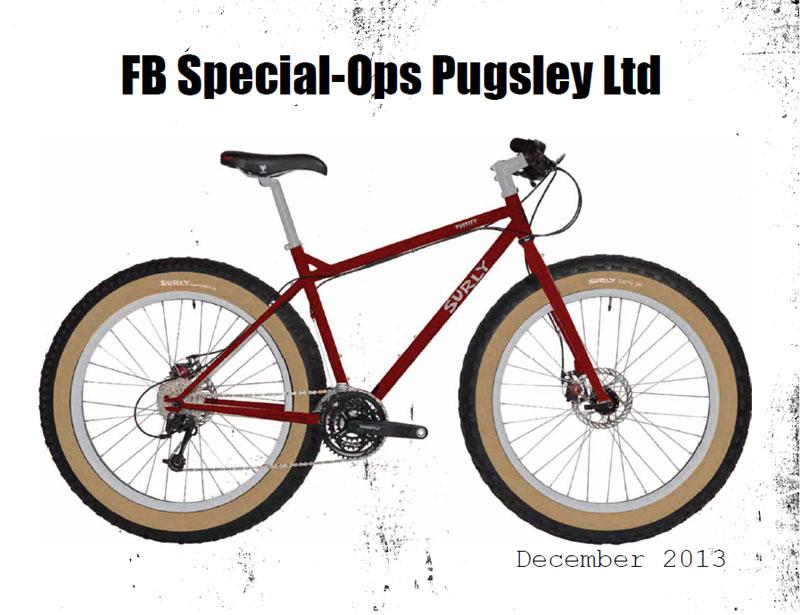 Pugsley Ops   Fat Bike Special Model (Limited Edition)の発売決定_f0073557_1971038.jpg