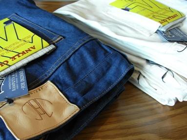 """がんがん買おうぜ!Made in Japan !! """"JAPAN BLUE""""~「藍布屋」 編_c0177259_3295565.jpg"""