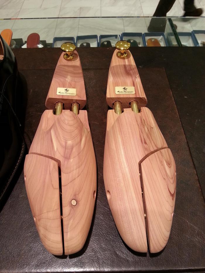 それでも靴が好きだ~イタリア靴にサルトレカミエフィッティング編~_b0226322_1616396.jpg