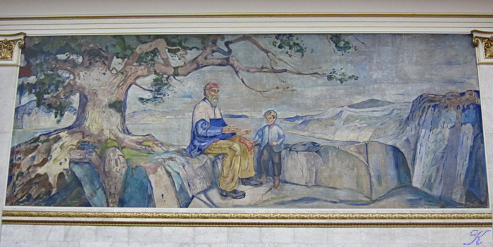 ムンクの壁画_a0086828_1563513.jpg