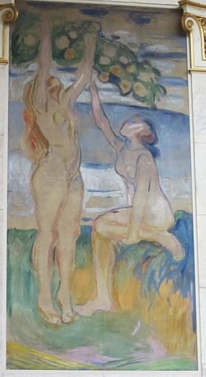 ムンクの壁画_a0086828_2301369.jpg