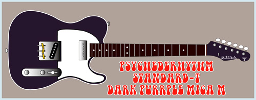 来月「Dark Purple Mica MのStandard-T」を3本発売デス!_e0053731_20364657.jpg