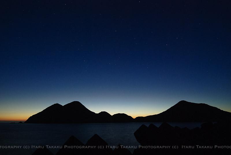 ジョーフィッシュのハッチアウト ~火球降る夜~_b0186442_2227536.jpg