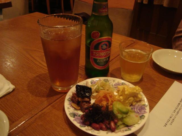 中野「上海料理 蔡菜食堂」へ行く。_f0232060_1235158.jpg
