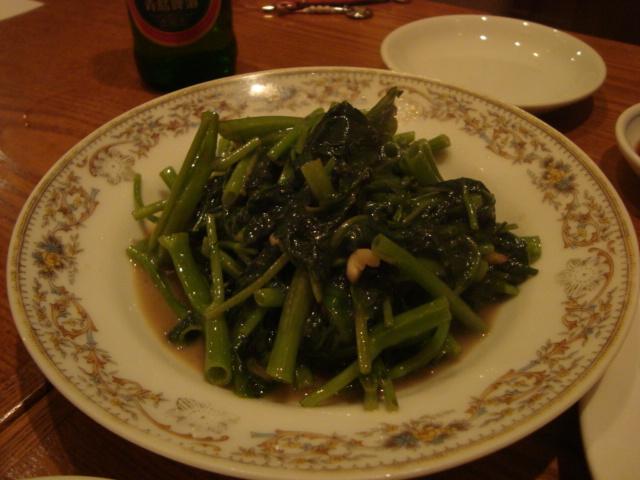 中野「上海料理 蔡菜食堂」へ行く。_f0232060_1239625.jpg