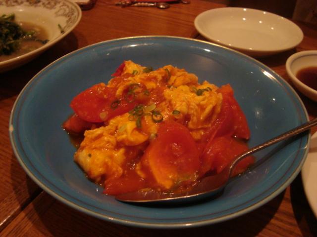 中野「上海料理 蔡菜食堂」へ行く。_f0232060_1241108.jpg