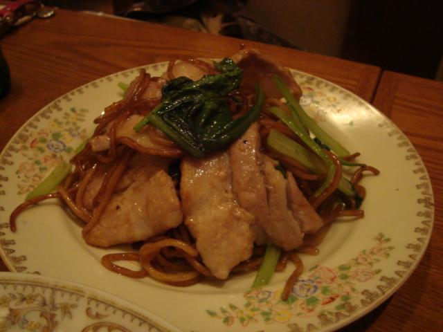 中野「上海料理 蔡菜食堂」へ行く。_f0232060_1245854.jpg