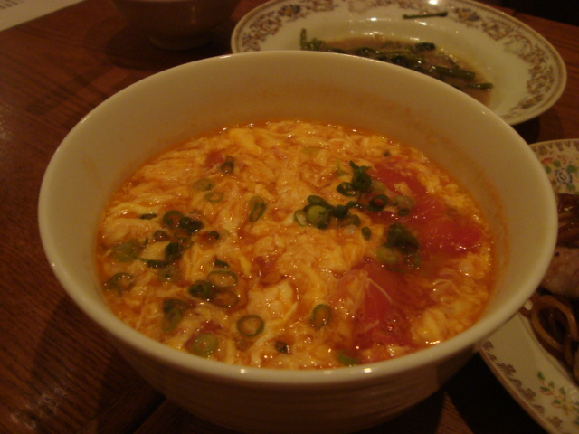 中野「上海料理 蔡菜食堂」へ行く。_f0232060_12461442.jpg