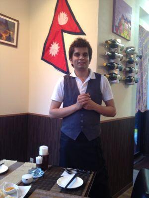 ネパール料理!_c0131063_21402471.jpg