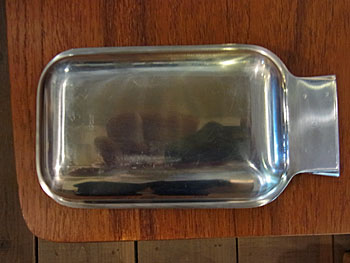 stainless tray_c0139773_16315172.jpg