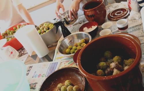 06/16 季節の食卓 toki no syokutaku_b0207676_20322070.jpg