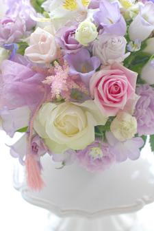 フローラフローラ花の教室 6月の生徒さん作品_a0115684_23235977.jpg