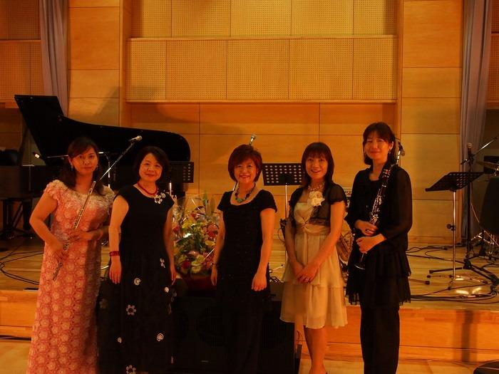 サウスガーデン大善寺(久留米市)オープン記念コンサート2013.6.15_a0149488_20592546.jpg