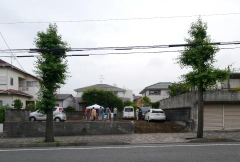 6/15(土、大安)~竣工式、上棟、地鎮祭_c0160488_1203127.jpg