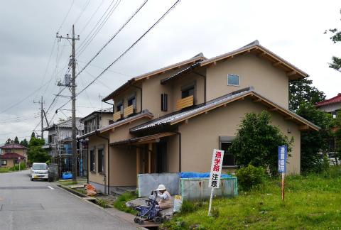 6/15(土、大安)~竣工式、上棟、地鎮祭_c0160488_1264526.jpg
