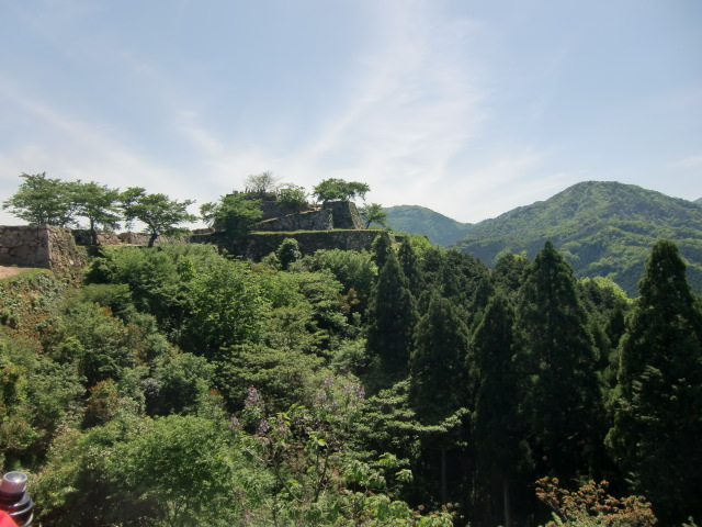 竹田城跡と宇喜多家の姫_d0179392_1172287.jpg