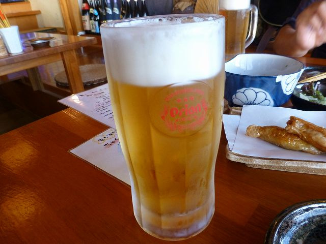 2013年6月西表島ダイビング 2日目夜 居酒屋いりむてぃや_c0118393_15161389.jpg