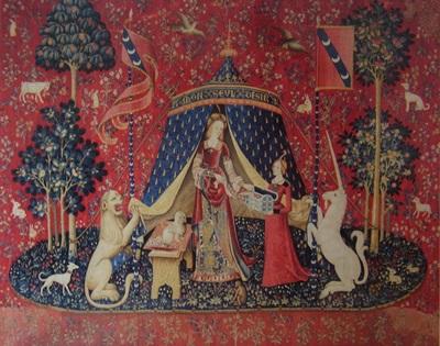 フランスの至宝、奇跡の初来日!~貴婦人と一角獣展_c0237493_33064.jpg