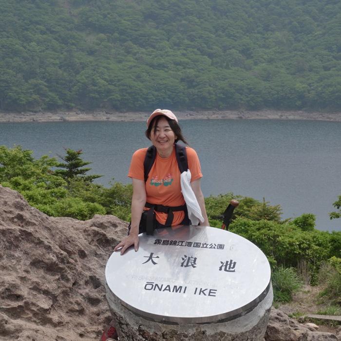 6月7日 韓国岳(Karakunidake) 後半_c0049299_15314219.jpg