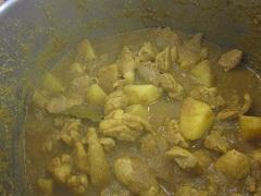 バングラデシュ料理教室_a0265401_0225896.jpg