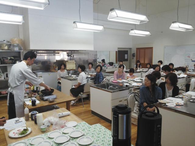 「料理教室」開催しました。_b0237604_16394486.jpg
