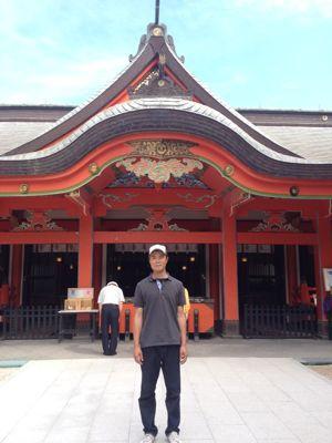青島へ_a0300410_6115428.jpg