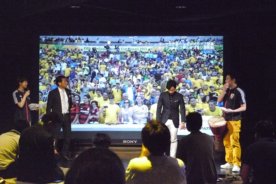 第3弾公開◉Yahoo!の【sportsnavi】にてコンフェデ杯ブラジル現地リポートページ&Viva Japobra9回目▶_b0032617_13391588.jpg