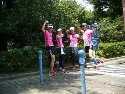 有志の練習会 in 庄内緑地公園をしました。 (H25/6/17開催)_a0260034_1785691.jpg