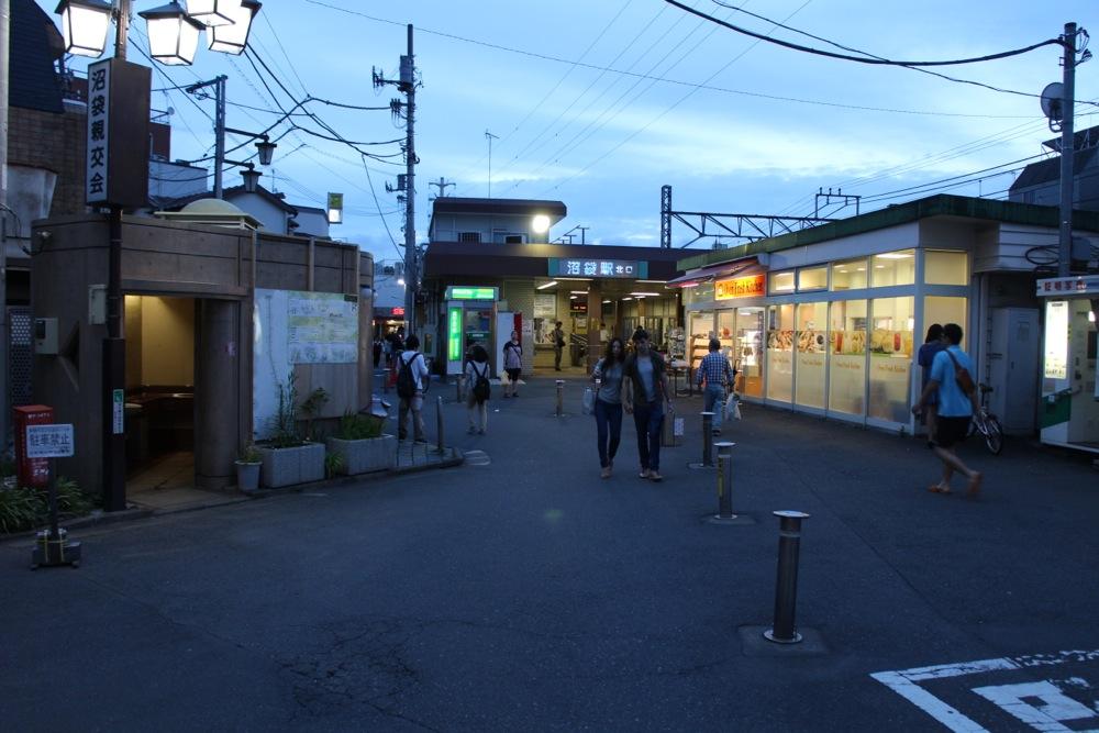 Organ Jazz 倶楽部 at 沼袋_f0209434_9474792.jpg